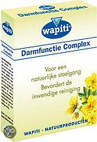 Wapiti Darmfunctie Compex - 60 Tabletten - Voedingssupplement