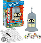 Yahtzee Futurama Collector's Edition