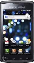 Samsung Galaxy Giorgio Armani (i9010) - Modern Black