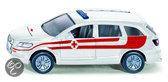 Siku Oostenrijk Ambulancedienst Audi Q7