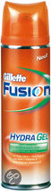 Gillette Fusion Hydragel Sensitive - 200ml - Scheergel