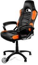 Arozzi Enzo Racestoel - Oranje (PS3 + PS4 + Xbox360 + XboxOne + PC + Wii U)