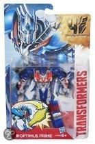 Transformers Power Attackers Optimus Prime