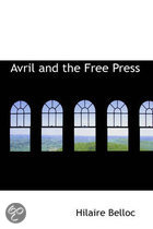 Avril and the Free Press