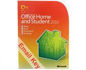 Microsoft Office Home&Student 2010/ Licentie download - 3 User