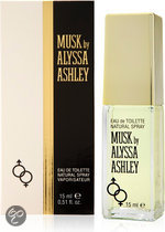 Alyssa Ashley Musk - 15 ml - Eau de Toilette