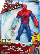 Triple Attack Spider-Man