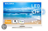 Salora 32LED8115CDW - Led-tv-/dvd-combo - 32 inch - HD-ready - Wit