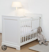 Childwood Ledikant Babybed Simple Classic White