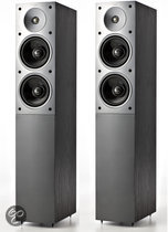 Jamo S 506 - Speakerset - 2 stuks - Zwart