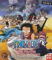 One Piece Movie 8 - The Pirates And The Princess Of The Desert (Blu-ray)