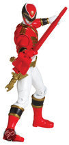 Power Rangers-Figuur Megaforce Rood