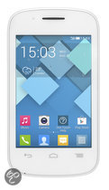 Alcatel OneTouch Pop C1 - Wit