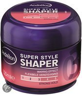 Andrelon Super Style Shaper  Strong Hold - 125 ml -  Wax