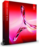 Adobe Acrobat Professional 10.0 - 1 licentie / MAC / Engels