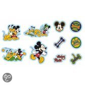 Graham & Brown - Mickey Mouse Mini Foam Elementen 10 stuks