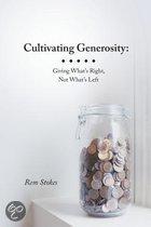 Cultivating Generosity