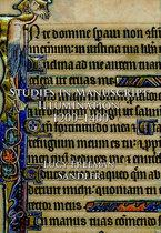 Studies in Manuscript Illumination, 1200-1400