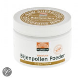 Mattisson bijenpollen pdr raw 125 gr
