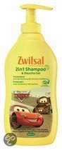 Zwitsal - Anti-Klit Shampoo Boys 400 ml