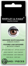 Bartley & Finch - 2 st - Bruin - Gekleurde Lenzen