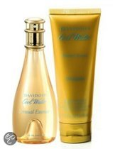 Davidoff Cool Water Woman Sensual Essence - Geschenkset