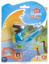 Slammer Aqua fluit papegaai