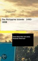 The Philippine Islands 1493-1898