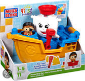 Mega Bloks First Builders Piratenschip Pat