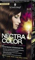 Schwarzkopf Nectra Color 668 Hazelnoot - Haarkleuring