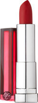 Maybelline Color Sensational Reds - 547 Pleasure Me Red - Rood - Lippenstift