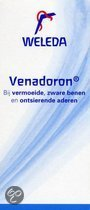 Weleda Venadoron - 100ml - Doorbloeding Gel