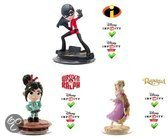 Disney Infinity Girls Power Rapunzel, Violet, Vanellope 3DS + Wii + Wii U + PS3 + Xbox 360