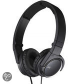 JVC HA-S400-B - On-ear Koptelefoon - Zwart