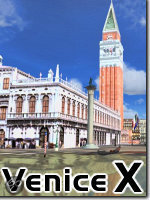 Foto van Venice Scenery (fs X Add-On)