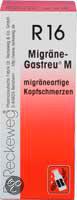 Reckeweg 16 Migraine Gastreu