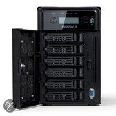 TeraStation 5600 12TB NAS 6x2TB 2xGigabit RAID 0/1/5/6/10/50/51