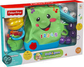Fisher-Price Sing en Learn Boodschappentas