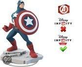 Disney Infinity 2.0 Figuur - Captain America (Wii U + PS4 + PS3 + XboxOne + Xbox360)