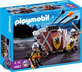 Playmobil Drievoudige Ballista Met Leeuwenridders - 4867