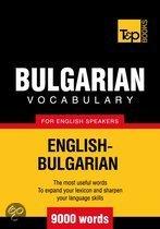 T&P English-Bulgarian Vocabulary 9000 Words