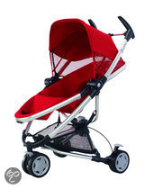 Quinny Zapp Xtra 2012 - Buggy - Rebel Red