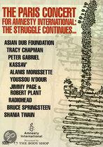 Various Artists - Paris Concert For Amnesty DTS