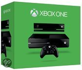 Microsoft Xbox One 500GB Console + 1 Wireless Controller + Kinect Sensor 2.0 - UK Import - Zwart Xbox One