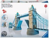 Ravensburger 3D Puzzel - Tower Bridge Londen