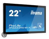 Iiyama ProLite TF2234MC-B1X - Touchscreen IPS Monitor