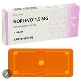 NorLevo 1.5 mg Morning After Pil