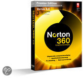 Norton 360 Premier 4.0 Nl 1 User 3 Pc