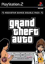 Grand Theft Auto III + Vice City - Double Pack
