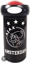 Ajax Drinkbeker - Logo - Zwart